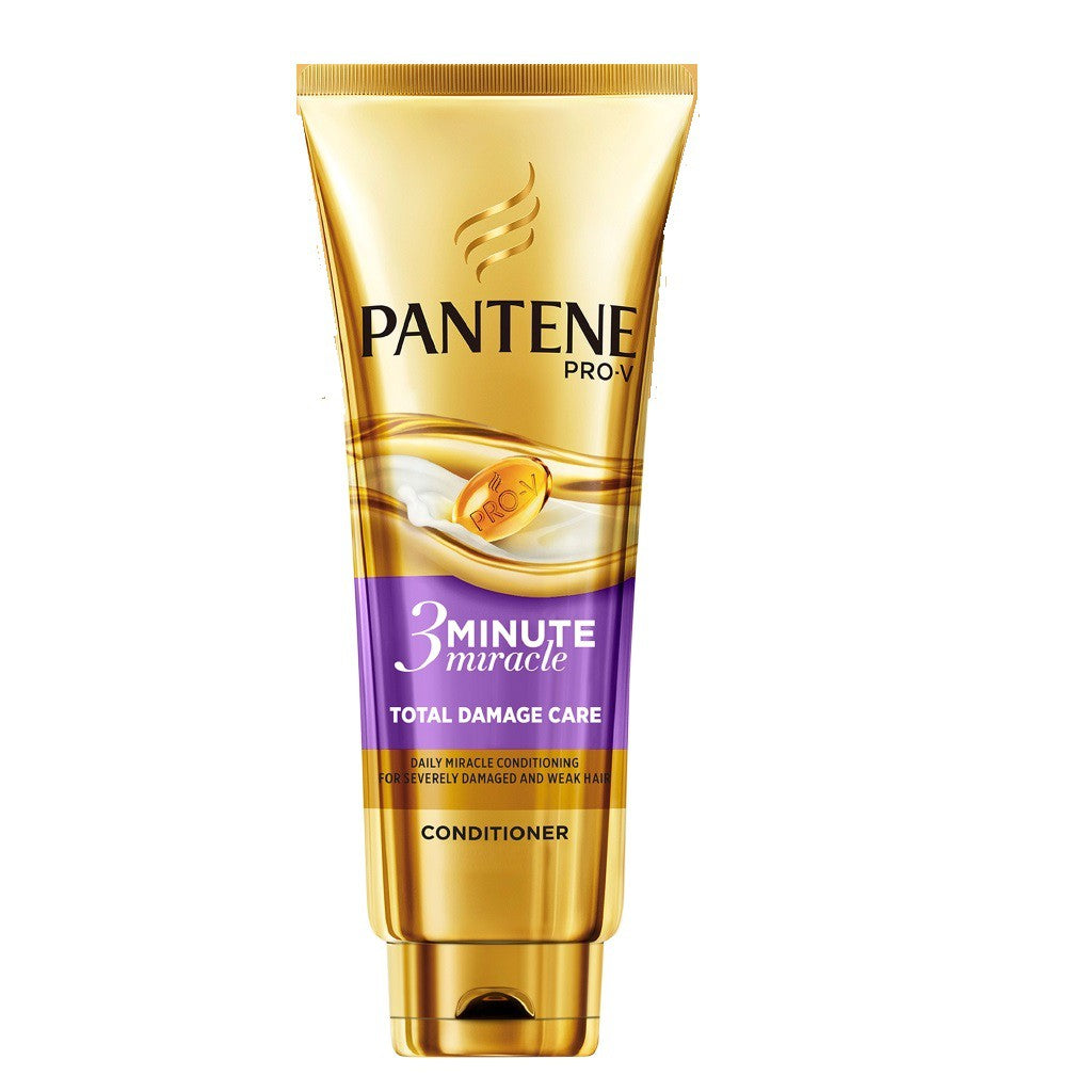 PANTENE 3-MINUTE MIRACLE CONDITIONER TOTAL DAMAGE CARE