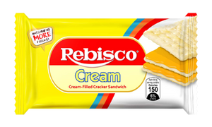 REBISCO SANDWICH CREAM 32G(QTY:10)