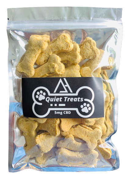 Bag of 30 quiet treats