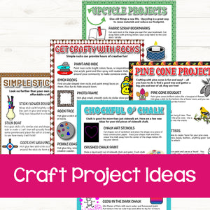 Craft Project Ideas Bundle