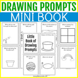 Little Book of Drawing Prompts
