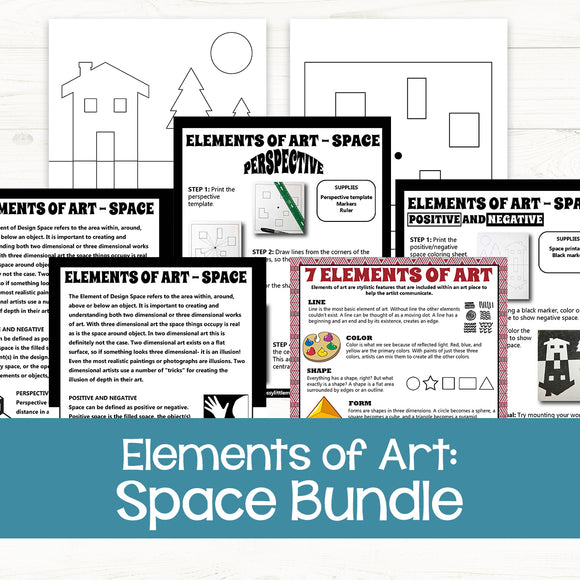 Elements of Art: Space