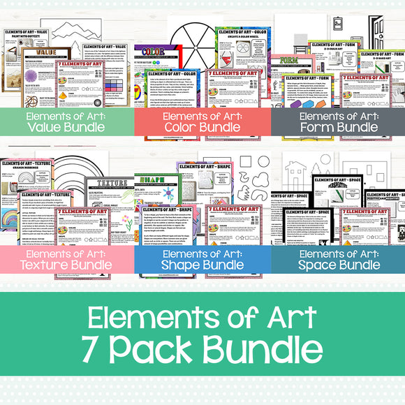 Elements of Art: Bundle