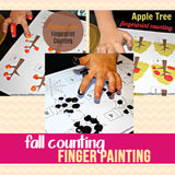 fall fingerprint counting activity