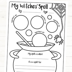 My Witches' Spell