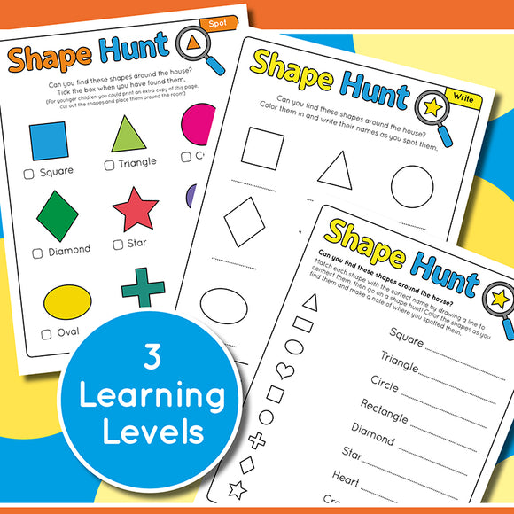 Shape Hunt Bundle