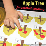 apple fingerprint counting activity
