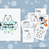 Penguin Printable Activities