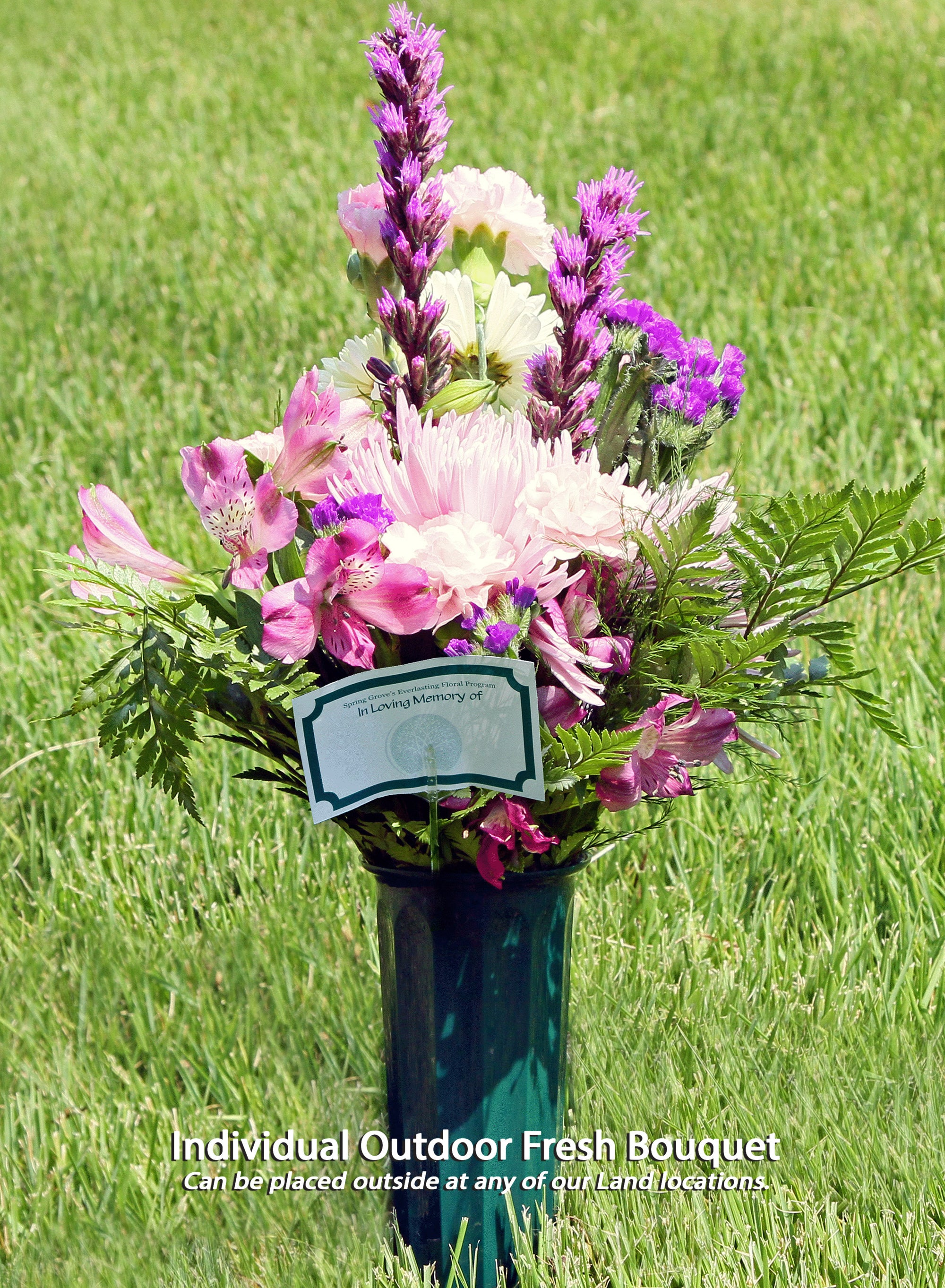 Outdoor Individual Bouquet