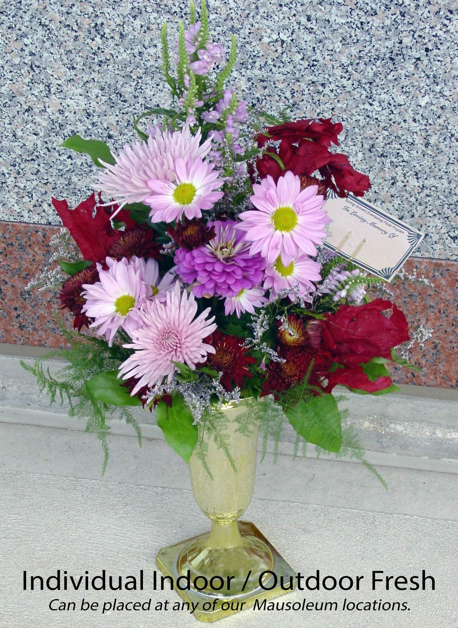 Indoor Individual Bouquet
