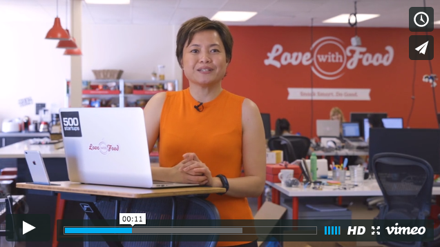 Love With Food - A Healthy Startup We Love