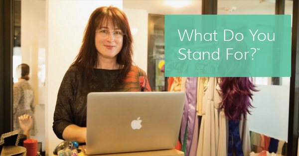 StorkStand asks Chic Bridesmaid, What Do You Stand For?