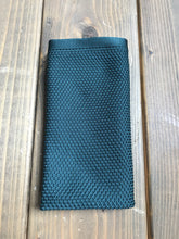 Load image into Gallery viewer, Racing Green Knitted Pocket Square