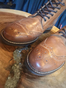 Glaven Brogue Boot