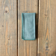 Load image into Gallery viewer, Olive Cotton Pocket Square
