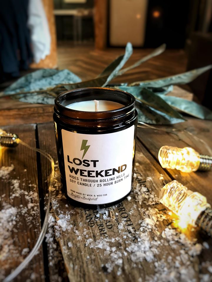 Lost Weekend Candle