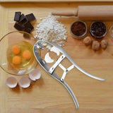 Stainless Steel Raw Egg Opener Eggshell Cracker Topper Cutter Kitchen Tool -- FREE SHIPPING