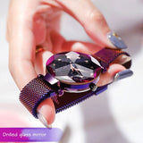 Magnetic Starry Sky Luxury Women's Watch  --  FREE SHIPPING