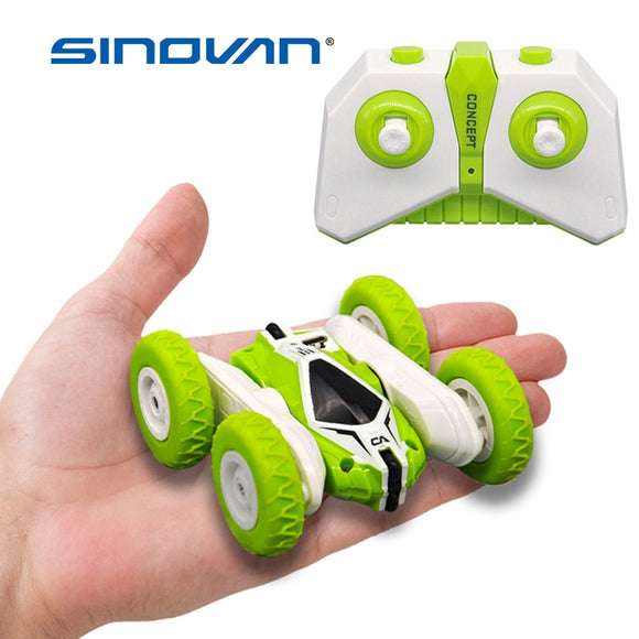 Sinovan Mini Stunt Drift Rock Crawler Buggy Car Toy, 4WD 2.4Ghz Remote Controlled Car 360 Degree Flip Kids Robot -- FREE SHIPPING