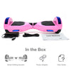 C1 UL2272 Certified Two Wheels Self Balancing Electric Scooter Hoverboard (6.5 inch)