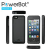 MFi PowerBot® PB2200-i5 Battery Charging Case for iPhone 5 / iPhone 5s for Pokemon Go