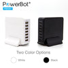 PowerBot® PB5007 Ultra High Performance 60W 12-A 7 Port USB Charger