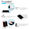 PowerBot® PB901-i6P Ultra Slim 0.2mm Premium Tempered Glass Screen Protector