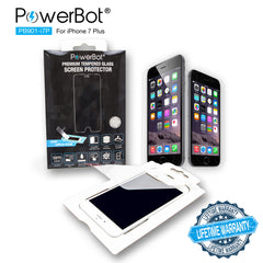 PowerBot® PB901-i7P Ultra Slim 0.2mm Premium Tempered Glass Screen Protector