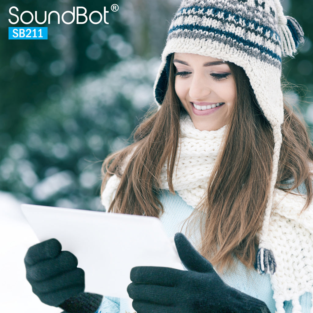 SoundBot® SB211 Smart Screen Gloves - SoundBot