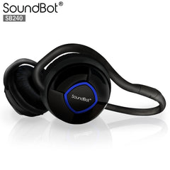 SoundBot® SB240 Headphone Sapphire - SoundBot