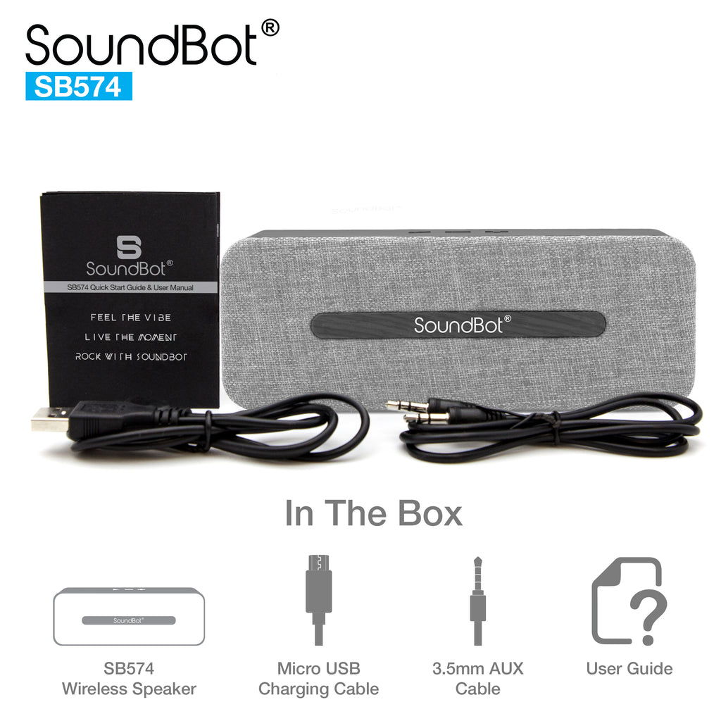 SB574 HD Bluetooth Wireless Speaker