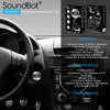 SoundBot SB360FM FM RADIO Transmitter Bluetooth Wireless 4.1 Receiver Car Kit
