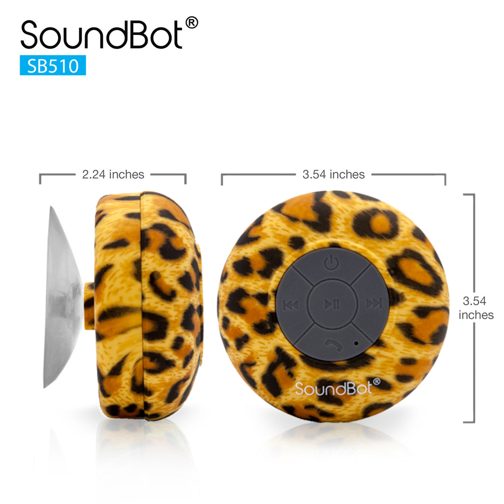 SoundBot® SB510 Shower Speaker - SoundBot