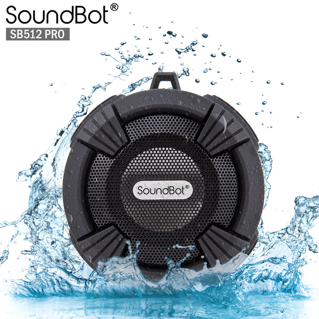 SoundBot® SB512-PRO Shower Speaker - SoundBot