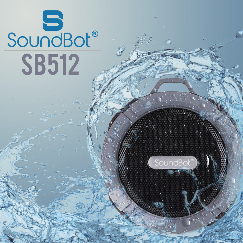 SoundBot® SB512 Shower Speaker - SoundBot