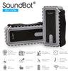 SoundBot® SB515FM IPX7 Water-Proof Bluetooth Speaker with FM Radio Speaker - SoundBot