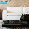 SB571PRO Bluetooth Wireless Speaker w/ Quadio Satellite Technology