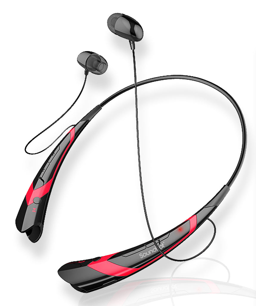 SB731 Around the Neck Wireless Stereo Headset - SoundBot
