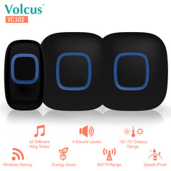 Volcus® VC102 Wireless Smart Doorbell - SoundBot