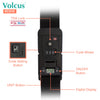 Volcus® VC310 Smart Luggage Belt Strap With Scale & TSA Lock