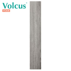Volcus® VC636 Luxury Vinyl Tiles 3-Foot by 6-Inch Vinyl Floor Planks - 12-Pack