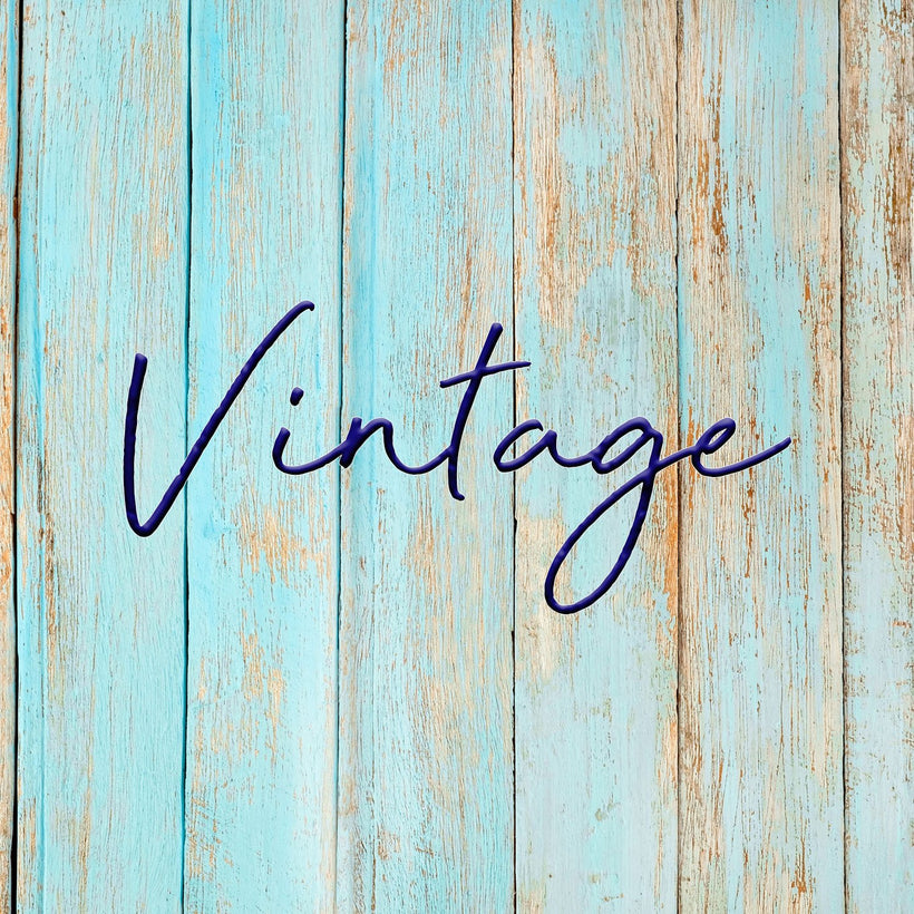 Vintage Furniture Paint