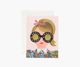 Rifle Paper Card Birthday Girl