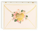 Envelope Anniversary Card