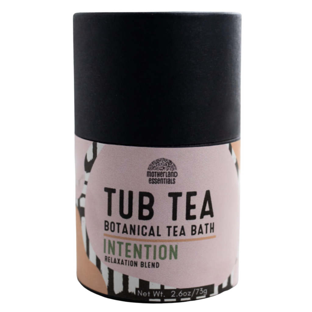 Intention Tub Tea By Motherland Essentials