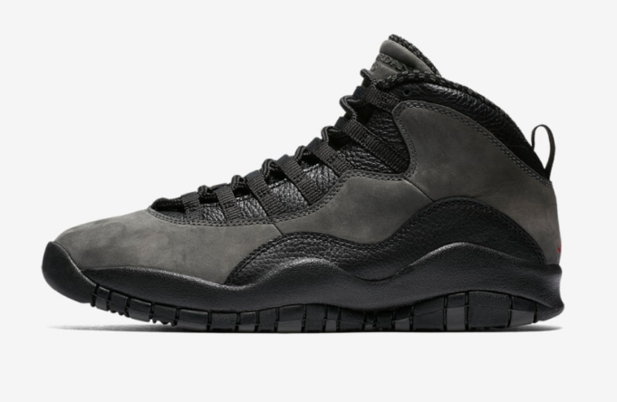 Air Jordan 10 Dark Shadow (2018)