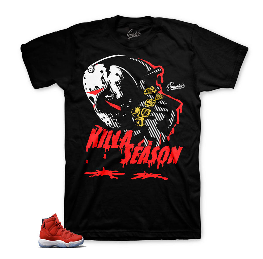 Jordan 11 win like 96 match shoes | Logo shirt match Jordan 11