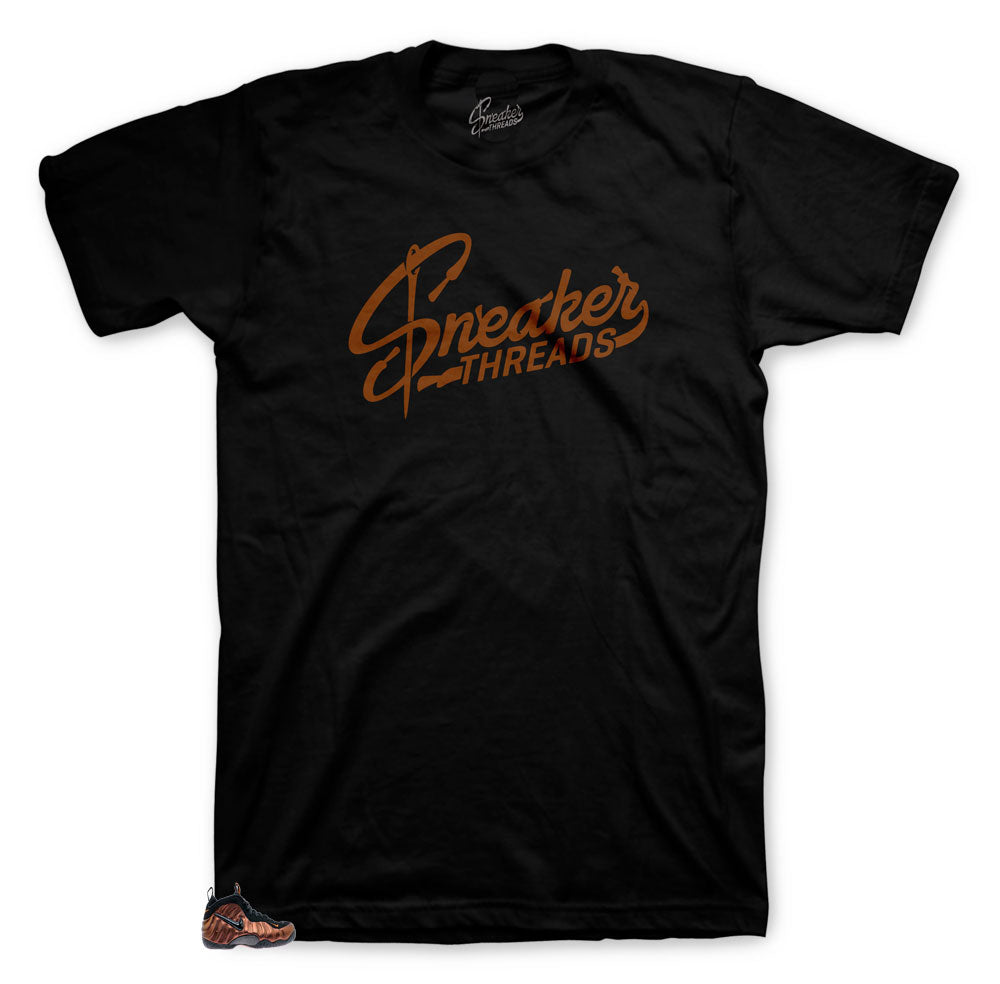Sneakerthreads original shirts to match Foam Hyper Crimson
