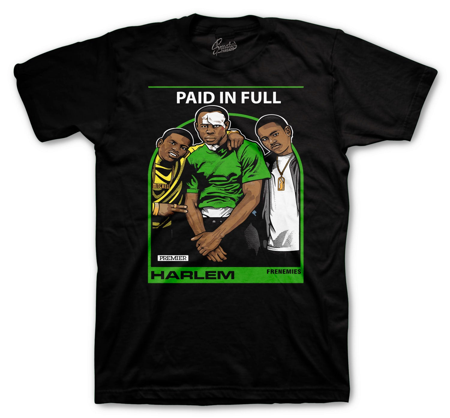 Jordan 5 Oregon Shirt - Frenemies - Black