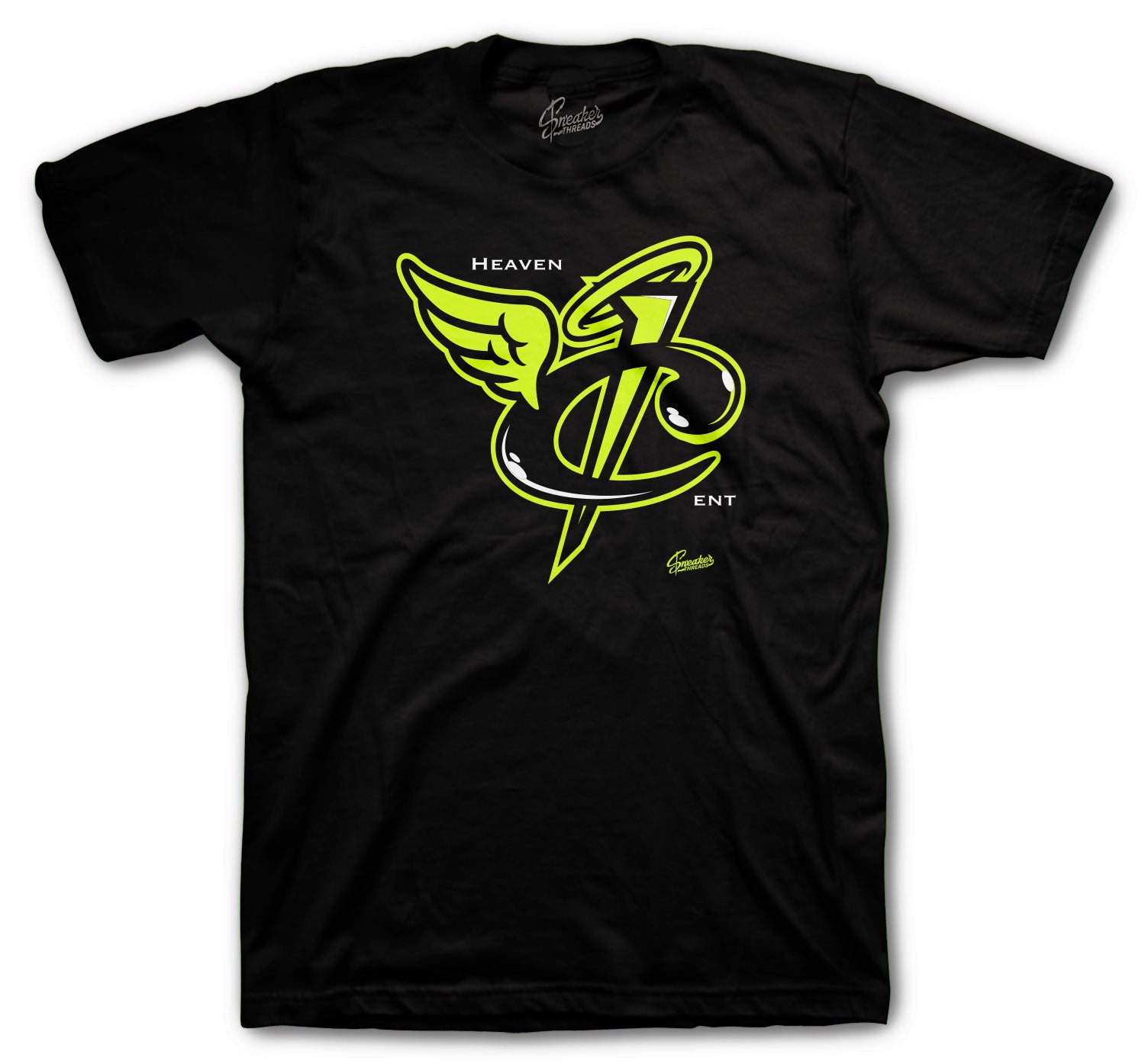 Foamposite Pro Volt Shirt - Heaven Cent - Black